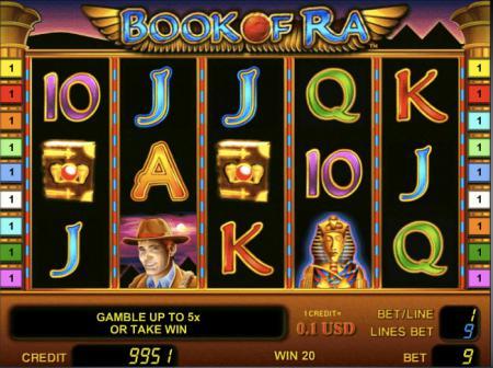 book of ra 1€