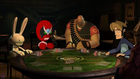 Poker Night at The Inventory Review | bit-gamer.net